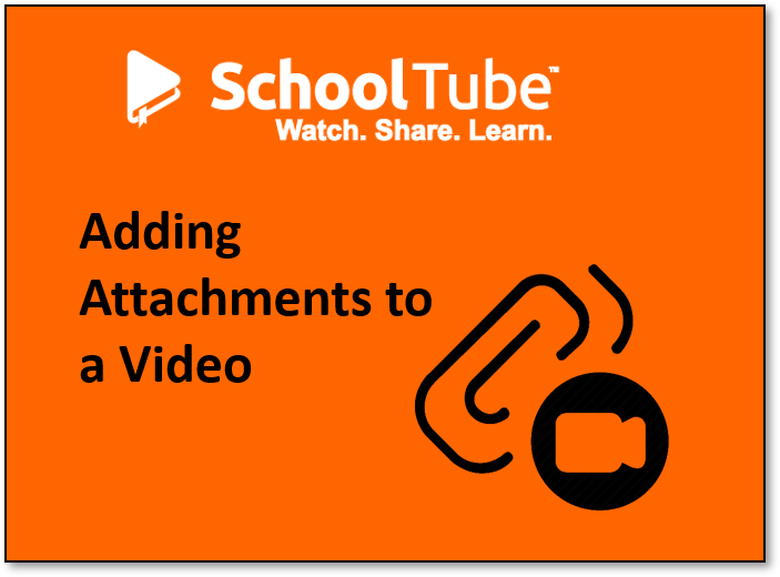 Adding attachments